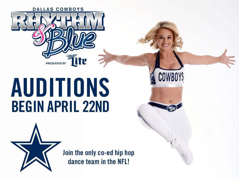 NFL Auditions