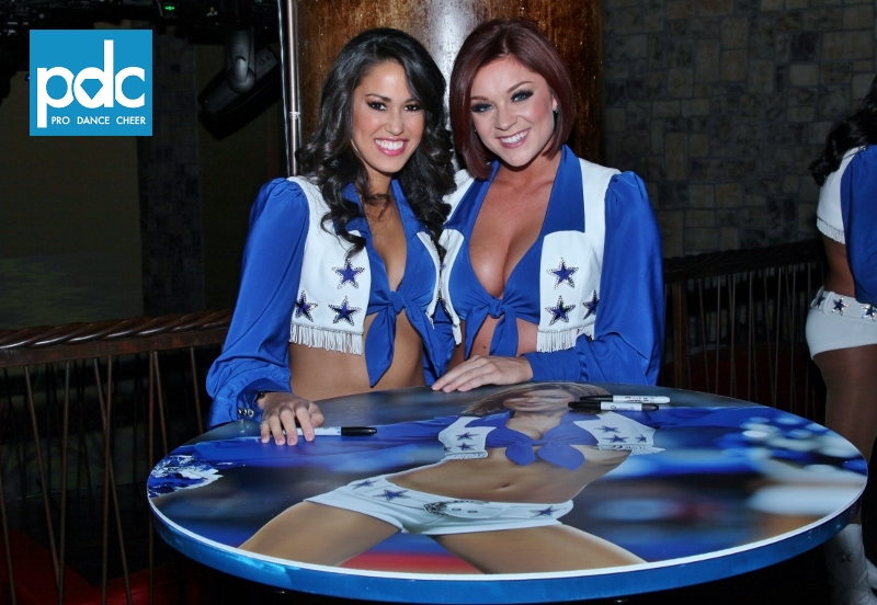 Dallas Cowboys Cheerleaders Calendar Release (1)