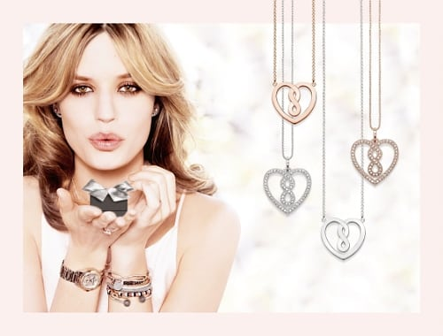 """70509ca6a37 THOMAS SABO Presents Mothers  Day – Inspired by """"The Infinity of Love"""" · lord  taylor"""