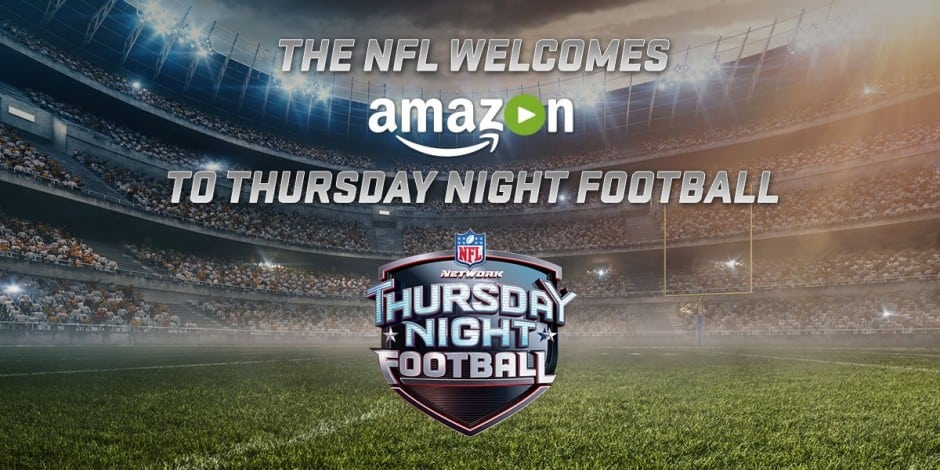 503d1cf4561 NFL and Amazon Renew Streaming Partnership for Thursday Night Football -  Pro Dance Cheer