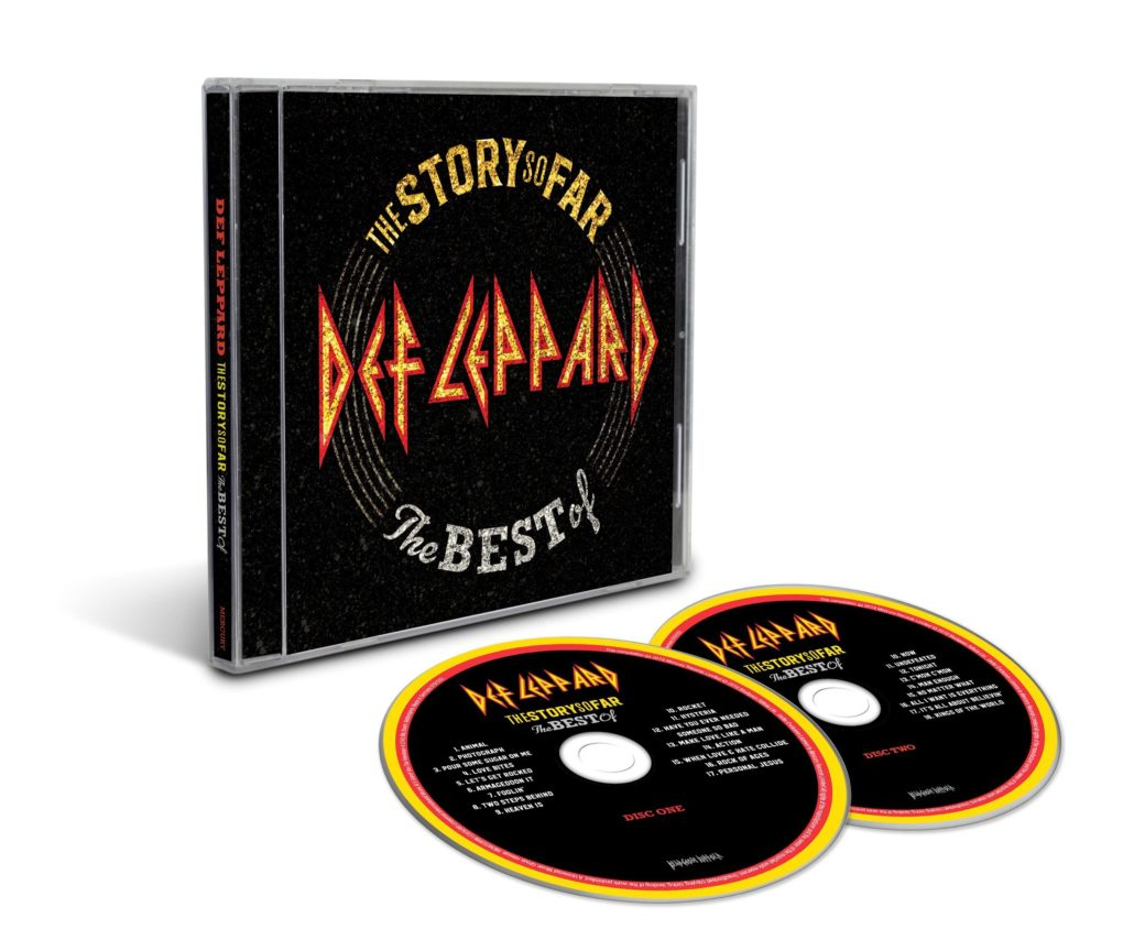 def leppard full discography download