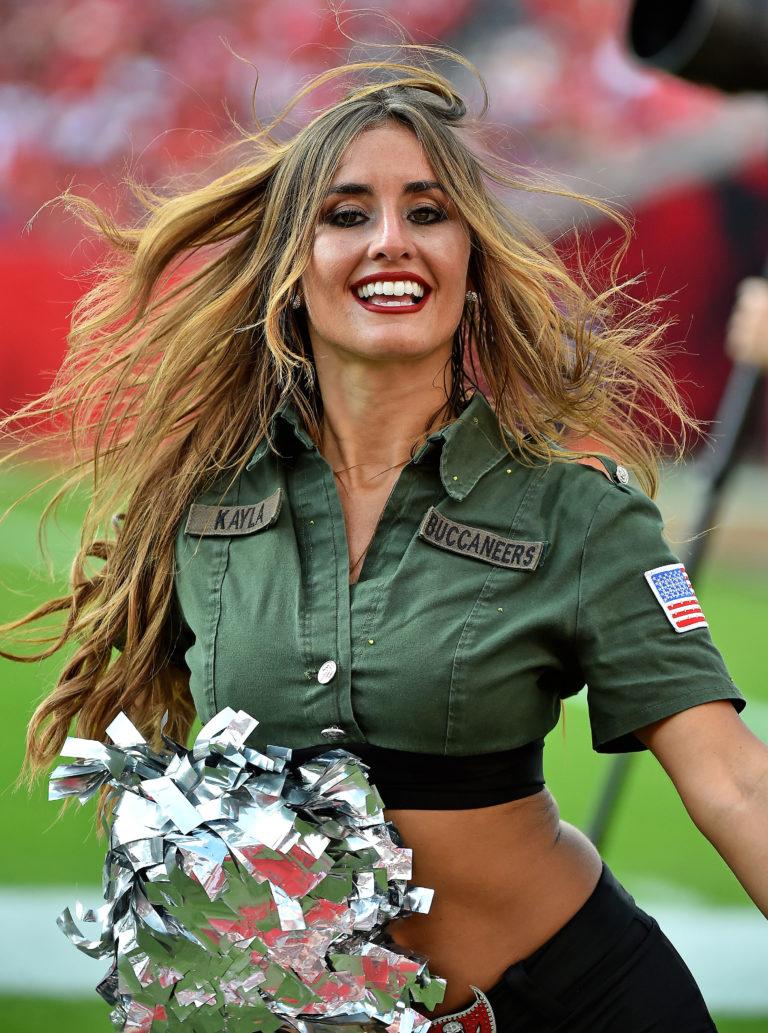 NFL Cheerleaders: Week 10 - Sports Illustrated