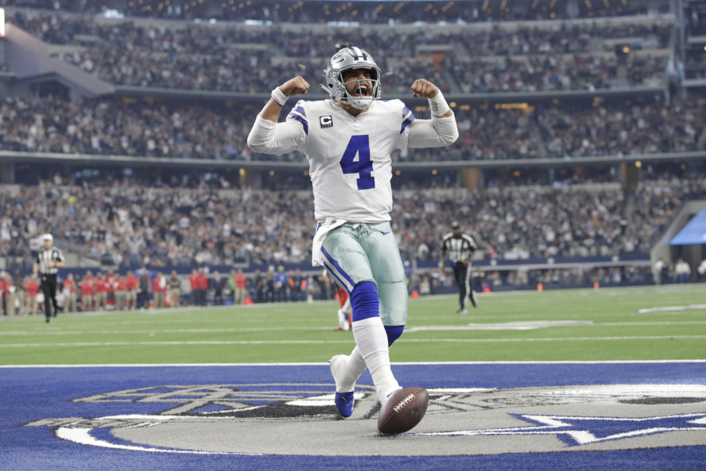 Dallas Cowboys 2018-19 Playoff Tickets to go on Sale Today at 12 PM CST 8b6f95ab9