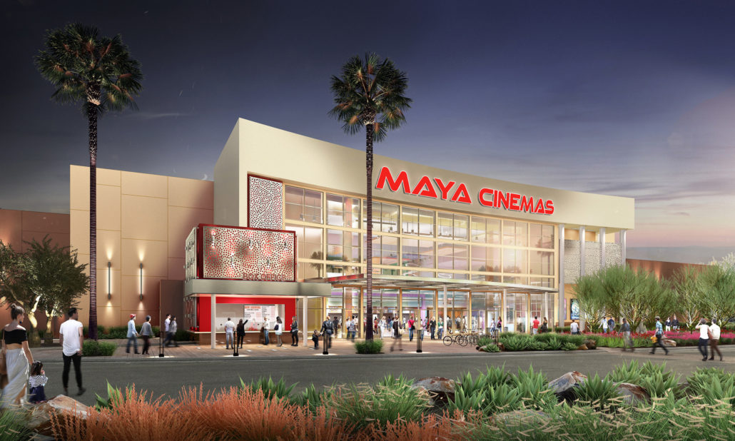 Maya Cinemas Opens Luxury Theater In North Las Vegas Pro Dance Cheer