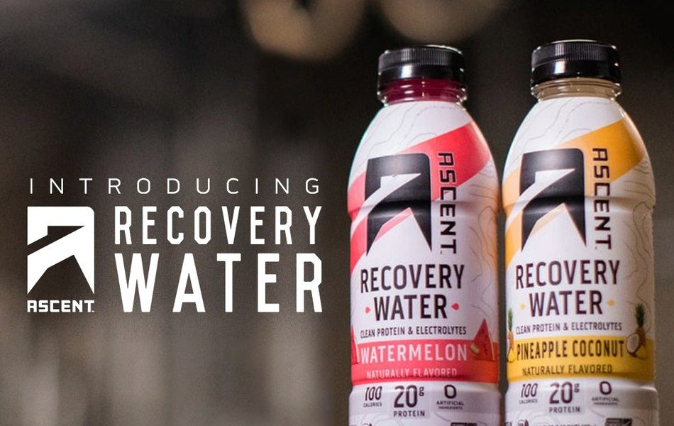 Ascent Launches Recovery Water Pro Dance Cheer